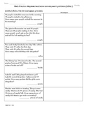 (2.OA.1)Word Problems [1 step] -2nd Grade  Math Worksheets -2nd 9 weeks