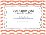 2.OA.2 Card Addition Center