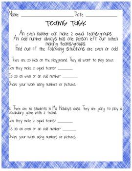 2.OA.3 Tasks