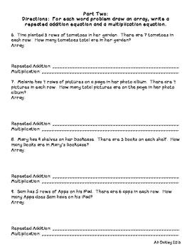 2.OA.4 Assessment