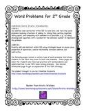 2nd Grade Math: 2.OA.A.1 Word Problems for 2nd Grade BUNDLE