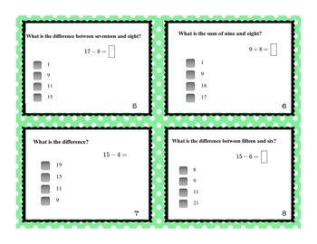 2.OA.B.2 Task Cards