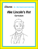 2SL - Abe Lincoln's Hat Comprehensive Book Reading Unit - Novel Study Packet