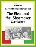 "2SL - ""The Elves and the Shoemaker"" Comprehensive Short Story Reading Unit"