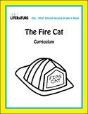 2SL - The Fire Cat Comprehension Book Reading Unit - Novel Study Packet