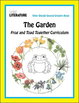 """2SL - """"The Garden"""" from Frog and Toad Together Curriculum"""