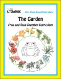 "2SL -""The Garden"" from Frog and Toad Together Comprehensive Reading Unit"