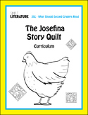 2SL - The Josefina Story Quilt Comprehensive Book Reading Unit - Novel Study