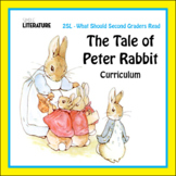 "2SL - ""The Tale of Peter Rabbit"" Comprehensive Short Story Reading Unit - Study"