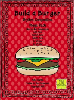 Build a Burger Composition Guidance Set
