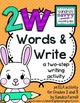 Writing Activities for Grade 1,2 and 3