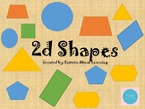 2d Shapes and Attributes