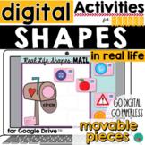 2d Shapes for Google Slides - Shapes in Real Life - Valent