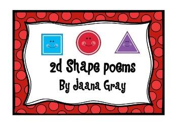 Shape Poems Teaching Resources   Teachers Pay Teachers