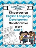 2e. Benchmark Advance English Language Development Companion Unit 5