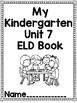 2g.  Benchmark Advance English Language Development Companion Unit 7