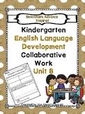 2h.  Benchmark Advance English Language Development Companion Unit 8