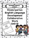 2j.  Benchmark Advance English Language Development Companion Unit 10