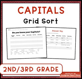 2nd/3rd Capitals Grid Sort