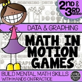 2nd & 3rd Grade Data & Graphing Games | Hands-On Learning for Workshop & Centers