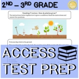2nd - 3rd Grade ELL ACCESS Reading Practice (Science!)
