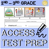 2nd - 3rd Grade ELL ACCESS Writing Practice