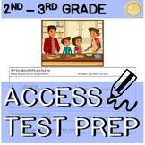 2nd - 3rd Grade ELL ACCESS Writing Practice (Math!)