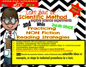 "RI 2.3 /3.3/4.3 SCIENTIFIC METHOD ""STEPS IN A TECHNICAL PROCESS"""