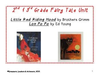 Little Red Riding Hood & Lon Po Po Unit