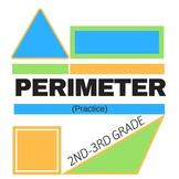 2nd/3rd Grade Perimeter Practice: Extension