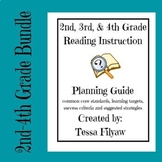 2nd, 3rd, and 4th Grade Reading Planning Guide With Succes
