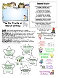 2nd/ 3rd grade HW folder (Bilingual) resource sheet