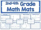 2nd-4th Grade Math Mats