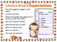 2nd-4th Spelling Choice Board (October)