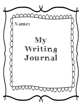 Writing Journal 2nd-5th