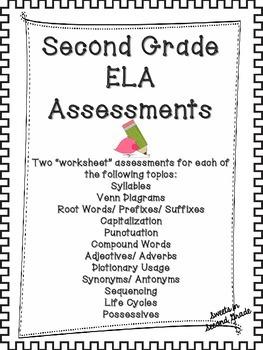 2nd ELA Assessments