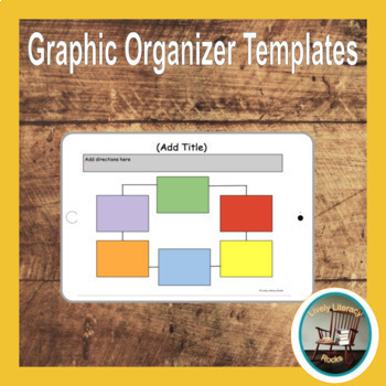2nd Edition of Digital Templates for Interactive Notebooks on Google Drive