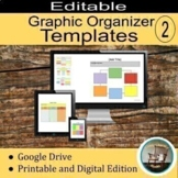 2nd Edition of Digital Templates for Interactive Notebooks