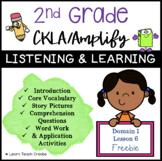 2nd GRADE CKLA | Domain 1 Slideshow FREEBIE | Pecos Bill