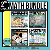 2nd GRADE MATH BUNDLE
