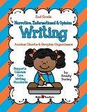 CCSS 2nd GRADE-Narrative, Informational and Opinion WRITING