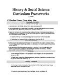 2nd Gr. History & Social Science Frameworks