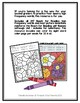 2nd Grade National Geographic * Reach for Reading * COLOR BY SIGHT WORD