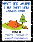 2nd Gr Reading St Unit 1.3 Henry & Mudge & The Starry Night Activities Packet