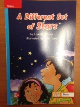 2nd Gr. Wonders Unit 3 Week 2 On Level Response - A Different Set of Stars