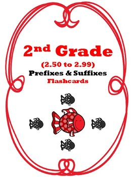 2nd Grade 2.50-2.99 Prefixes & Suffixes (Aligned to American Reading Co IRLA)