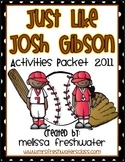 2nd Grade 2011 Reading Street Unit 6.1 Just like Josh Gibson Supplemental Pack