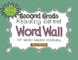 2nd Grade 2013 Reading Street Word Wall Cards - Unit Five