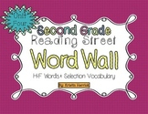 2nd Grade 2013 Reading Street Word Wall Cards - Unit Four
