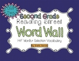 2nd Grade 2013 Reading Street Word Wall Cards - Unit Two